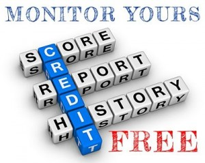 Monitor Credit Scores