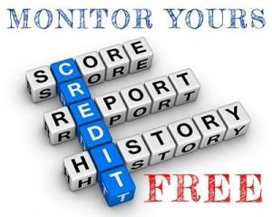 Monitor Credit Scores